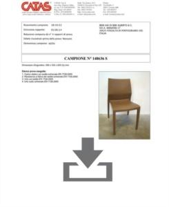 Certificat CATAS EN 1728 Hoth