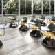 Rover EVO (5) - chaise mobile à roulettes pour education et confèrence