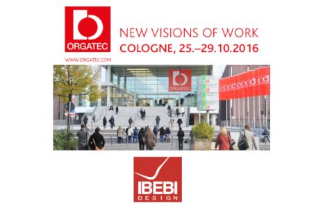 IBEBI à la foire Orgatec de Cologne