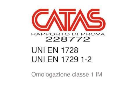 CATAS certificats pour chaise Rover