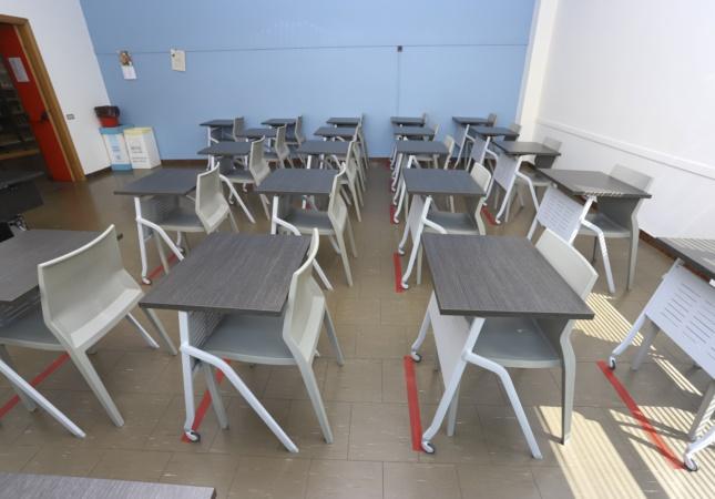 Mobilier scolaire avec Pitagora et Hoth