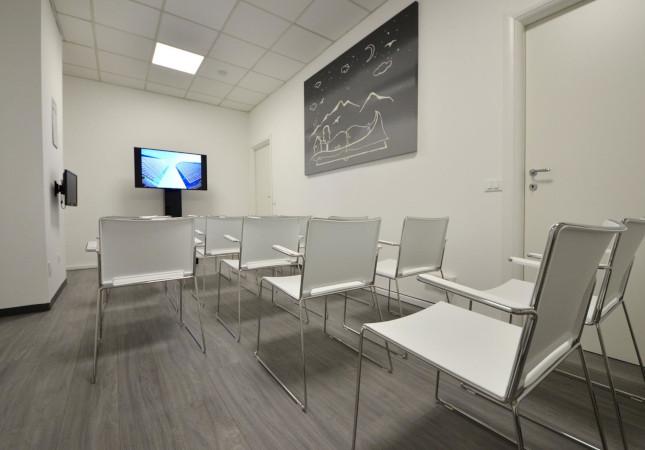 Restyling bureaux avec Multi chaises