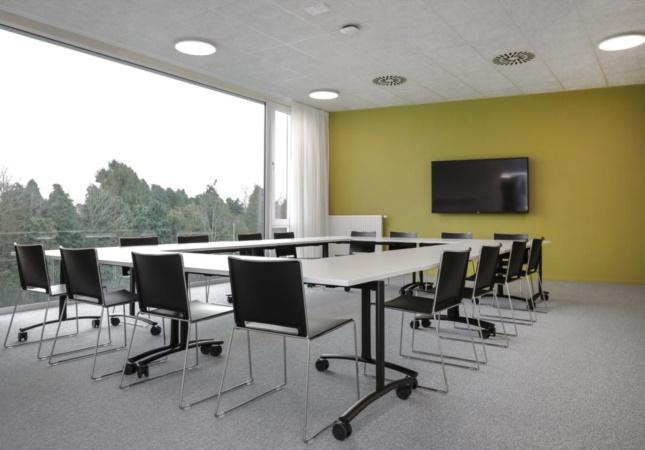 Salle de réunion professionel avec Archimede et Multi