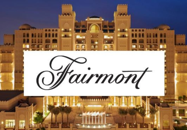 Bongo en Hotel Fairmont - The Palm en Dubai