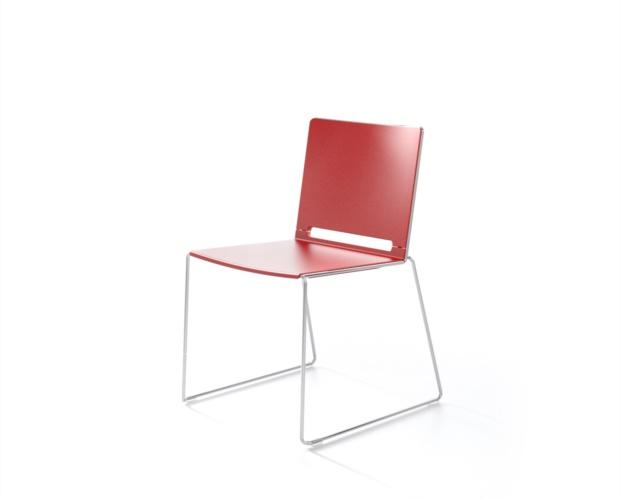 Chaise empilable Multi pour salles de conférences