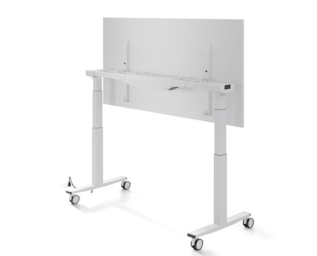 Table Telemaco réglable électriquement en hauteur