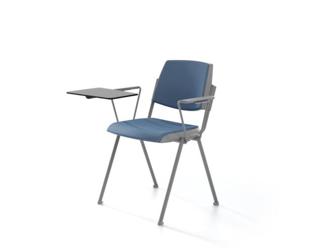 chaise Wampa pour salles de conférences